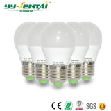 Nuovo indicatore luminoso di lampadina di 5W LED con E27