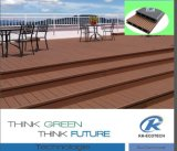 Coextrusion Fireproof Wood Plastic Composite Decking Coextrusion