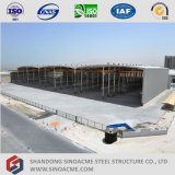 Structure en acier Preengineered Sinoacme Warehouse au Nigéria