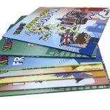 Книжное производство английского рассказа детей Softcover, совершенная Binding книга