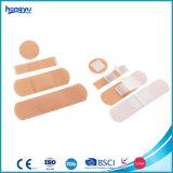 Ассорти водонепроницаемый медицинский клей розового цвета PE Пластыри