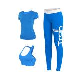 5PCS/Set venda quente Sportswear da aptidão de Europa e de América para mulheres