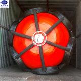 2.0*3.5m hoher Tragvermögen-sich hin- und herbewegender Ponton-Schaumgummi gefüllte Bojen-Polyurethan-Schutzvorrichtung