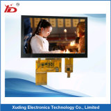 Применено в экране LCD панели индикатора кондиционера