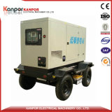Lovol 58kw 72.5kVA (64kw 80kVA) 질 확실한 발전기 디젤