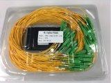 Divisore ottico del PLC della fibra del contenitore 1X16 di ABS di Gpon/Epon