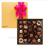 Venda por grosso de chocolate Papel Fantasia Personalizado Caixa de Embalagem