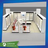 Form-Ausstellung-Ausstellungsraum-hölzerner Ausstellungsstand