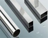 metal galvanizado quadrado/retangular de 40*80mm da tubulação de aço