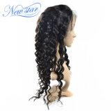 Китайский Virgin волосы глубокую волны / Полный кружева Wig