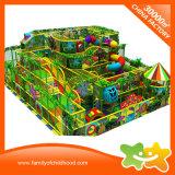 En el interior de interior juegos profesionales de las áreas de juego para niños