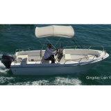 Crogiolo di vetroresina della barca di Lspeed del peschereccio della vetroresina di Liya 5.0m
