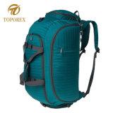 Zaino leggero dei bagagli del Packsack del sacchetto dello zaino della spalla di alta qualità doppio