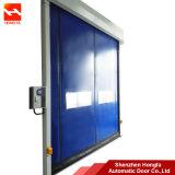 Selbstreparatur-Walzen-Tür-Reißverschluss flexible Belüftung-Hochgeschwindigkeitstür (Hz-FC0350)