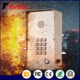 Sprachgegensprechanlage-Telefon Türklingel-Knzd-43 mit geleuchteter Taste