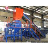 HDPE Milchflasche-Zerquetschung und Waschmaschine/Plastikschrott-Waschmaschine