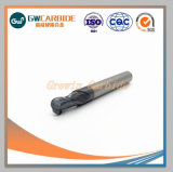 3/2/4 Flutes Ball Nose Carbide End Millet for Milling Cutter