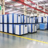 15-250 compresseur d'air à vis d'entraînement électrique de kilowatt pour des centrales