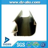 Perfil de alumínio de alumínio para a estrutura do Casement do indicador/porta deslizante com bronze do revestimento do moinho