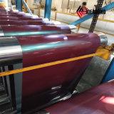 La Chine sur la vente des produits de la bobine en aluminium à revêtement décoratif