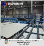 Máquina de fabricação de placas de teto de gesso (tipo gás / óleo / carvão)