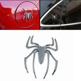 3D 거미 상징 크롬 차 상징, 주문 차 스티커