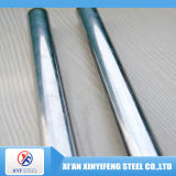 SUS201, surface lumineuse de barre ronde de l'acier inoxydable 304