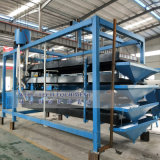 Secousse du Tableau pour des machines de séparation de tantale
