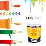 Architectural Elasticity Coating Mildew Resistance Exterior Wall Paint