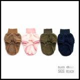 Vêtements de harnais de gilet de crabot d'animal familier de temps froid de l'hiver d'automne d'ouatine