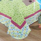 Colcha lavável 100% algodão crianças conjunto de roupa de cama de Duas Peças