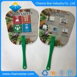 Plastik-pp. Handventilator des kundenspezifischen Förderung-Gebrauch-ohne Griff