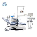 Cuero sintético sillón dental unidad con el estándar de EE.UU.