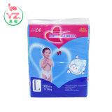 中国の使い捨て可能な赤ん坊のおむつ3Dの漏出監視反漏出赤ん坊のおむつの製造