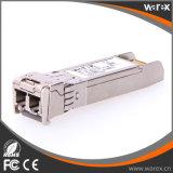 우수한 노간주나무 통신망 E 10G CWDM SFP+ 1470nm-1610nm 80km 모듈