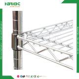 5 уровней хранения металла хромированные провод корзину шкаф для установки в стойку для тяжелого режима работы провод стеллажи