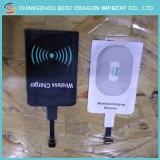 10000mAh carga inalámbrica móvil receptor del Banco de potencia para el iPhone y Android