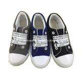 Chaussures de toile occasionnelles de Slip-on de chaussures d'espadrille d'enfants (ZL1216-3)