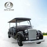 12 de Elektrische Klassieke Voertuigen van de Kwaliteit van de Auto van het Sightseeing van de Kar Seater