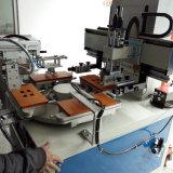 Máquina de impressão Flatbed da tela com secagem UV