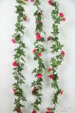 Plantas e flores artificiais da videira de suspensão Gu-Mx-Pothos-190cm