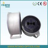 Tipos da fonte da fábrica de China de carretéis de cabo da fibra óptica de OTDR