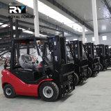 2.5ton carrello elevatore diesel reale con Isuzu giapponese, Mitsubishi, motore di Yanmar da vendere il prezzo