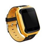 """1.44 """" GPS Agps Bluetooth GSM van Smartwatch van Jonge geitjes de Functie van de Telefoon Q66"""