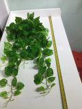 Kunstmatige Installaties en Bloemen van het Hangen van Struik gu-Mx-233hb-Pothos