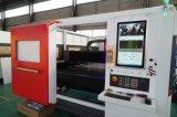 CNC Machine de découpe laser à fibre métallique avec tête de coupe de Raycus