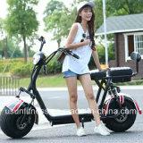 """Venda quente da E-Bicicleta elétrica barata da cidade de Motorycle do """"trotinette"""" no mercado"""