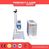 Máquina de la marca del laser de la fibra del metal/impresora laser del metal para la venta