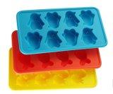 Frucht-Erdbeere-Bär Hochtemperatur-FDA bescheinigen eine Kuchen Bakeware Silikon-Kuchen-Form (X-y-CM-&⪞ aret; 0)