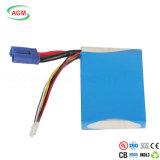 Het stabiele Pak van de Batterij van het Lithium 11.1V 2000mAh van de Kwaliteit 3s 25c RC